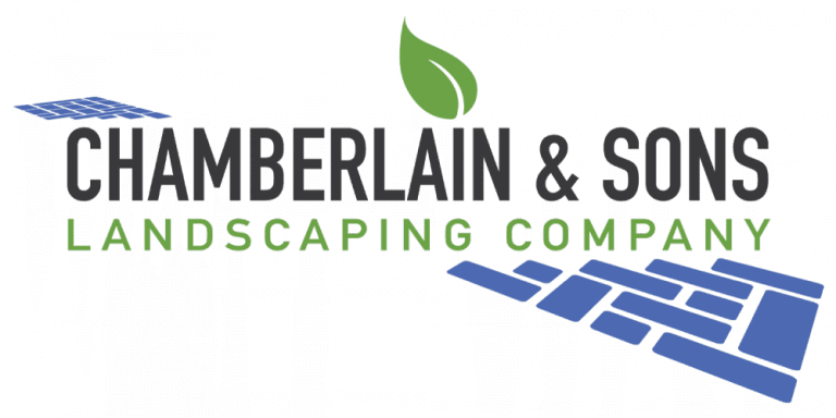 Chamberlain & Sons Landscaping Logo