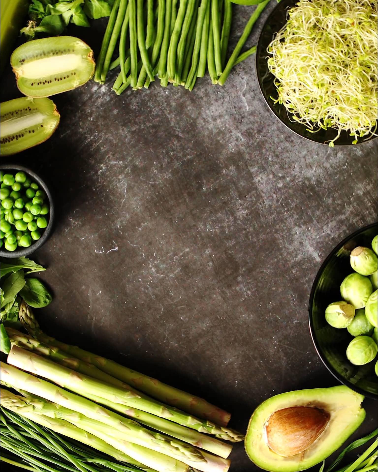 Endless Fresh Food poster